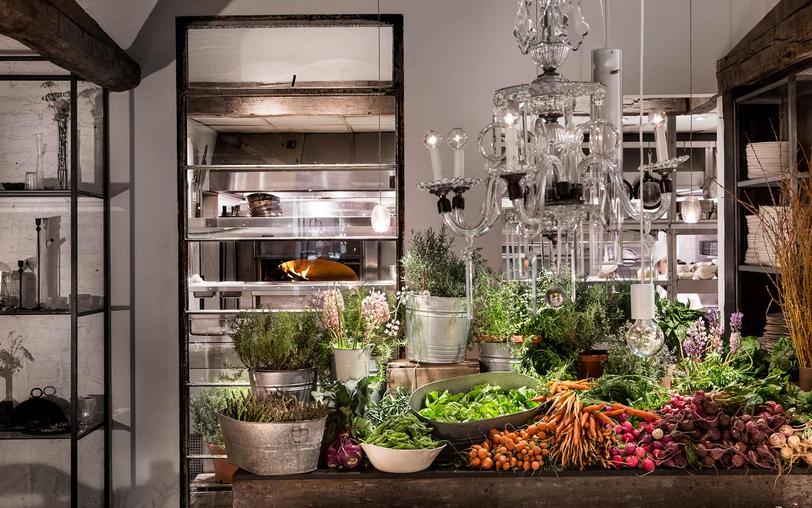 A Twinkling Baby Shower at ABC Kitchen | NYC Lifestyle ...  |Abc Kitchen