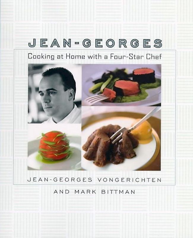 Cookbooks Jean Georges Restaurants