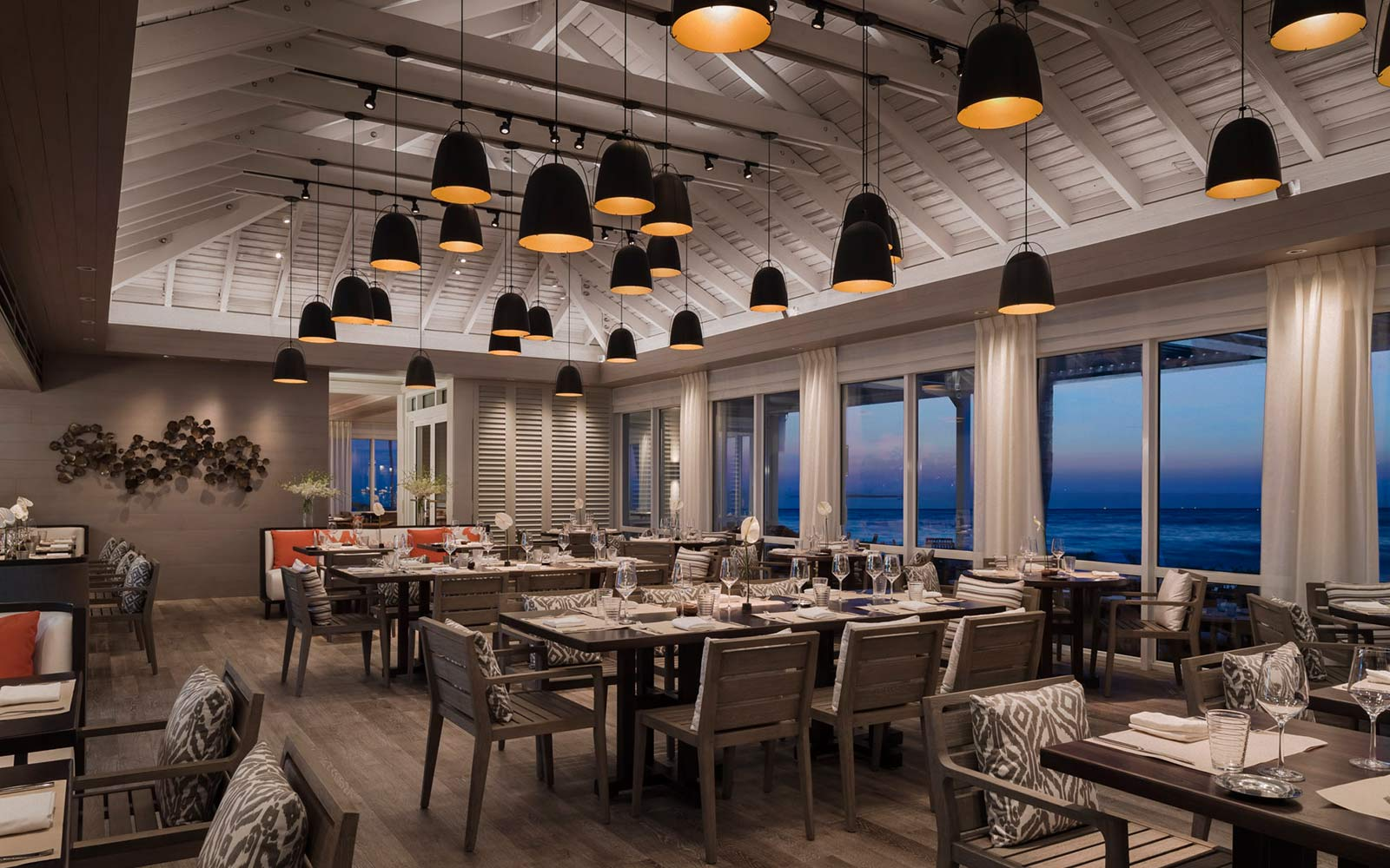 Dune Jean Georges Restaurants