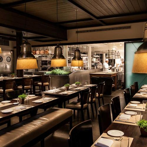The Kitchen Nyc: Jean-Georges Corporate Site